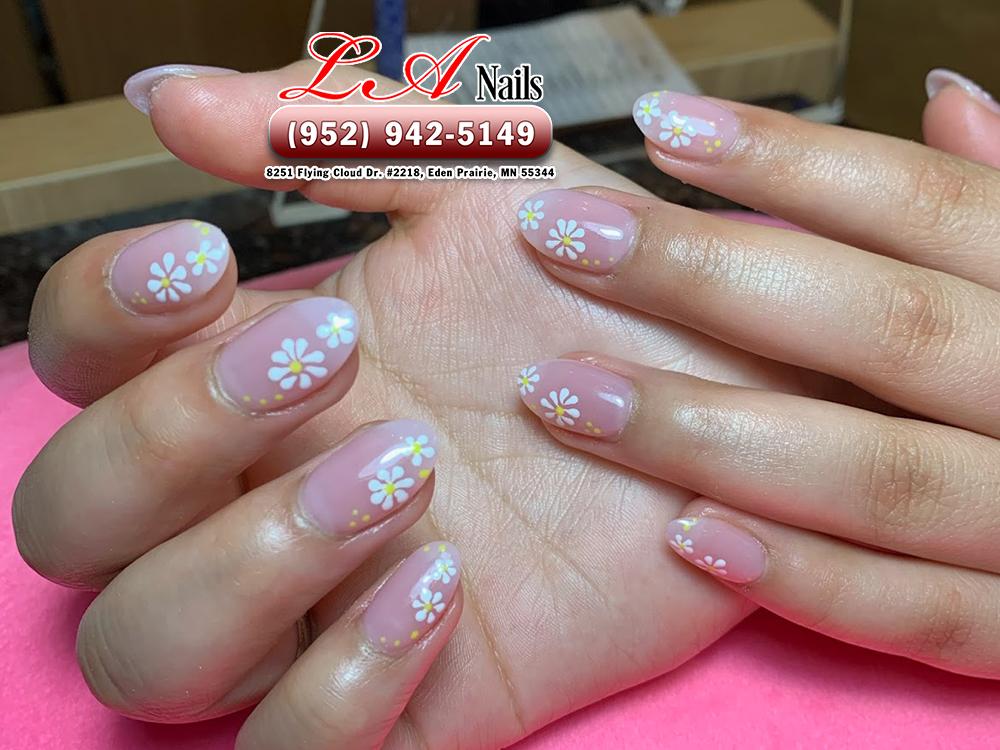 L A Nails | Nail salon 55344 | Near me Eden Prairie MN